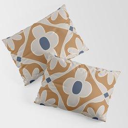 Bold Bohemian Tile Pattern  Pillow Sham