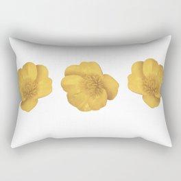Buttercup Cutout Rectangular Pillow