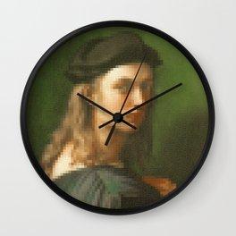 Portrait of Bino Altoviti Wall Clock