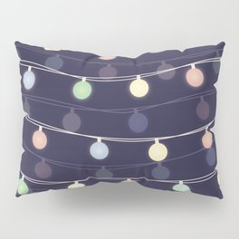 fairy lights Pillow Sham