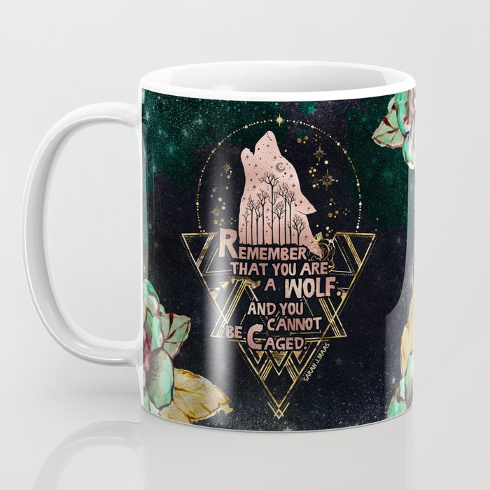 ACOWAR - You Are A Wolf Coffee Mug