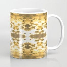 GoldBlossom Coffee Mug