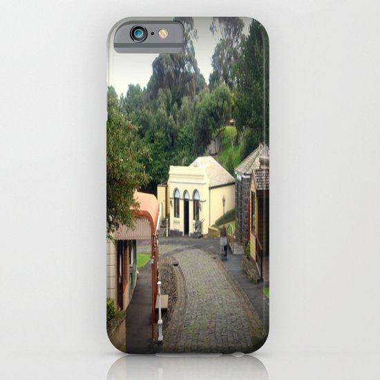 Maritime Village iPhone & iPod Case