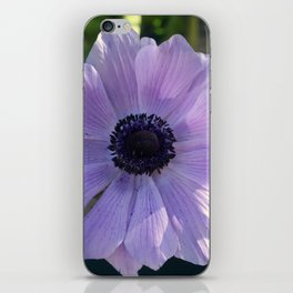 Morning flower iPhone Skin