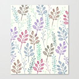 Lovely Pattern Canvas Print