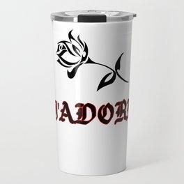 J'Adore Travel Mug