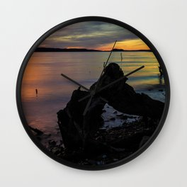 HIPPIE DREMING 2 Wall Clock