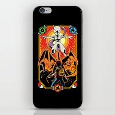 Epic Pocket Monster iPhone & iPod Skin