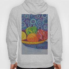 Fruit Bowl Still Life Hoody