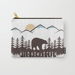 Wild Nomad Crew Carry-All Pouch