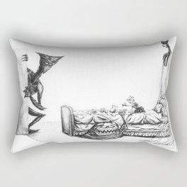 My Friends Rectangular Pillow
