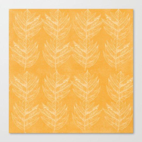 leaf 2 Canvas Print
