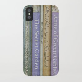 Storybook iPhone Case