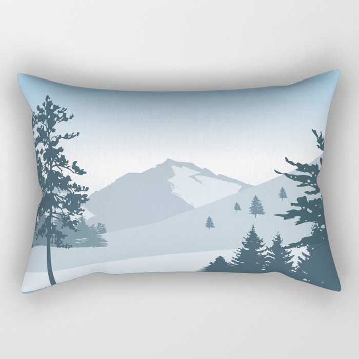 My Nature Collection No. 55 Rectangular Pillow
