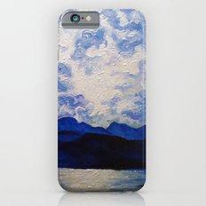 Blue Mountain No.1  Slim Case iPhone 6s