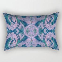 Summer Twilight Rectangular Pillow