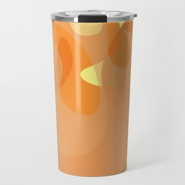 Pastel Flames Travel Mug