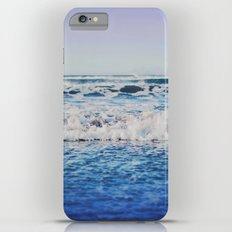 Indigo Waves iPhone 6s Plus Slim Case