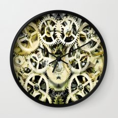 Let Me Out!. Wall Clock