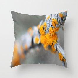 Mold Throw Pillow