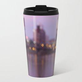 Portland at Dawn Travel Mug
