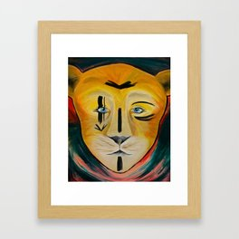 Felioness Framed Art Print
