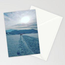Alaska Denali Backcountry 1.2 Stationery Cards