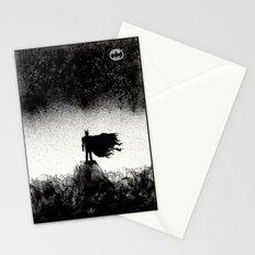BRUCE WAYNE RISES  Stationery Cards