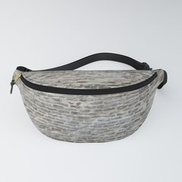brick wall pattern and texture Fanny Pack