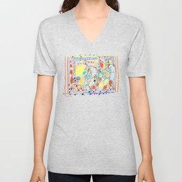 Pablo Picasso Picador (Bullfighter) 1961 T Shirt, Artwork Unisex V-Neck