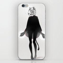 虎 iPhone Skin