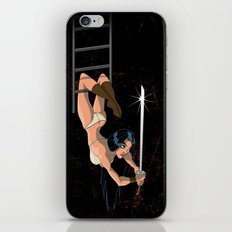 Katana iPhone & iPod Skin