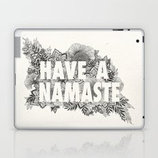Have A Namaste Laptop & iPad Skin