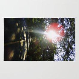 Sun Light, Sun Bright Rug