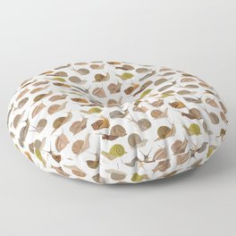 Snails Floor Pillow