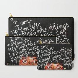 Angela Davis Carry-All Pouch