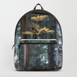 Bottled Flowers Backpack