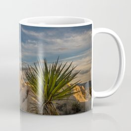 Joshua Tree Rock Formation Coffee Mug