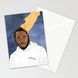 Kendrick Lamar, Blue Stationery Cards