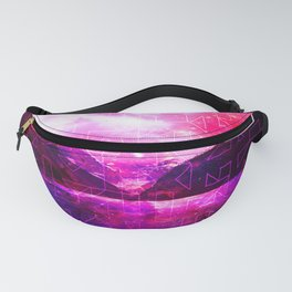 Spaced Louise Fanny Pack