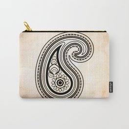 Paisley henna Carry-All Pouch