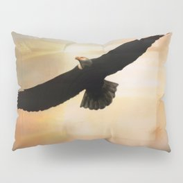 Soar High And Free Pillow Sham