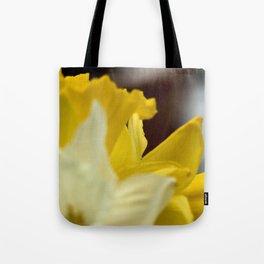 Vibrant Daffodils Tote Bag