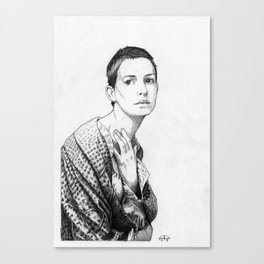 I dreamed a dream Canvas Print