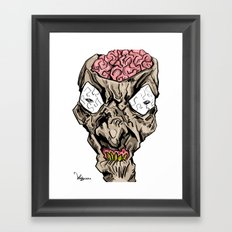 P2 Framed Art Print