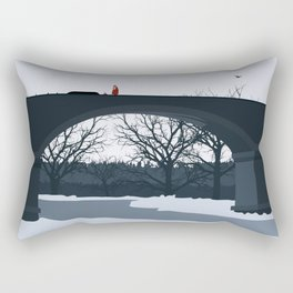 The Handmaid's Tale Poster Rectangular Pillow