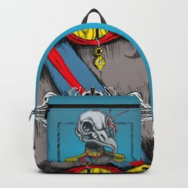 General Bird Skull Backpack