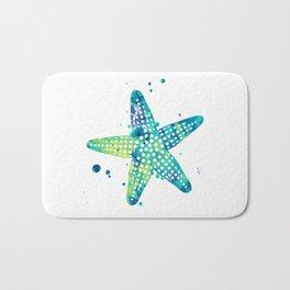 Starfish Bath Mat