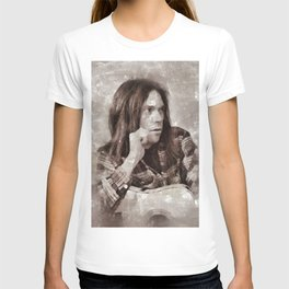 Neil Young by MB T-shirt