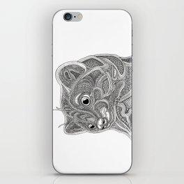 Marten iPhone Skin
